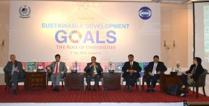 Pakistani Universities come together in favour of Sustainable